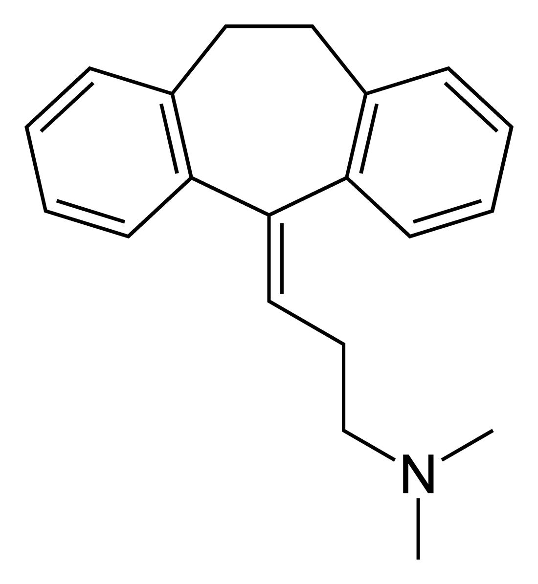 Amitriptyline - Paramètre chimique