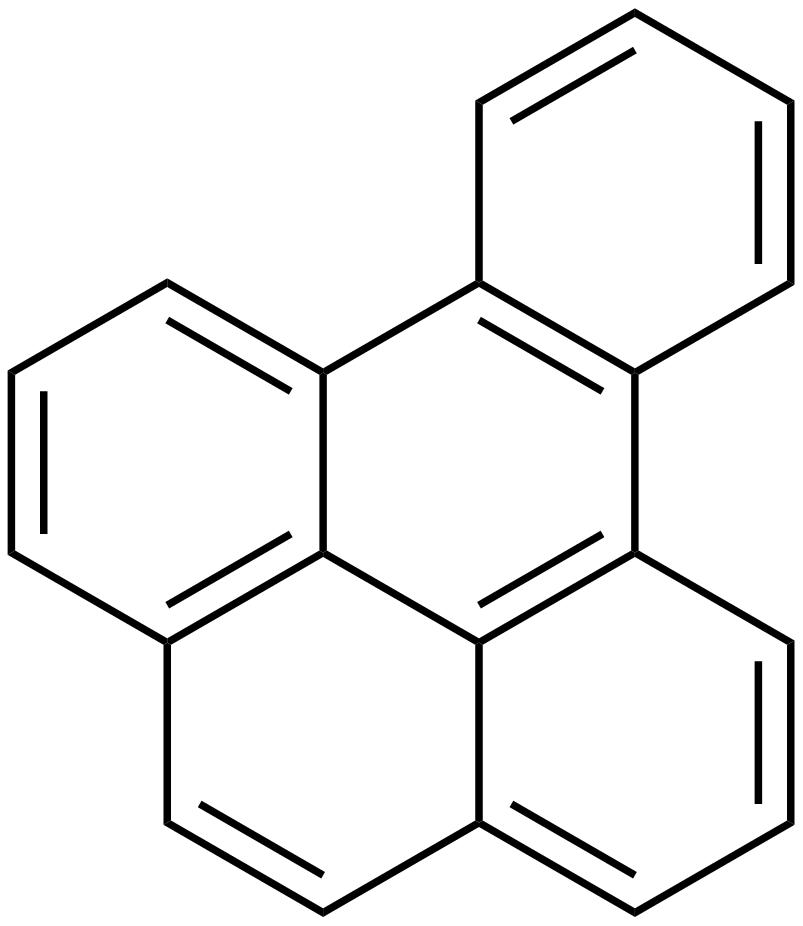Benzo(e)pyrène - Paramètre chimique