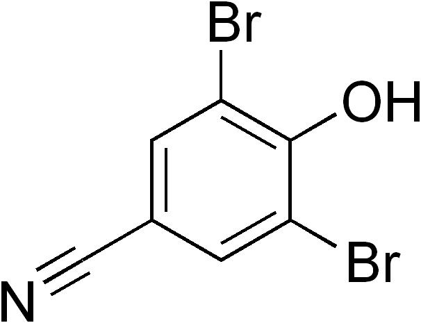 Bromoxynil - Paramètre chimique