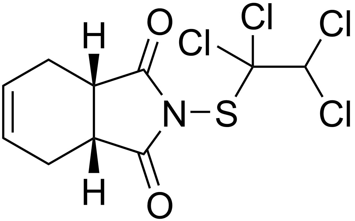 Captafol - Paramètre chimique