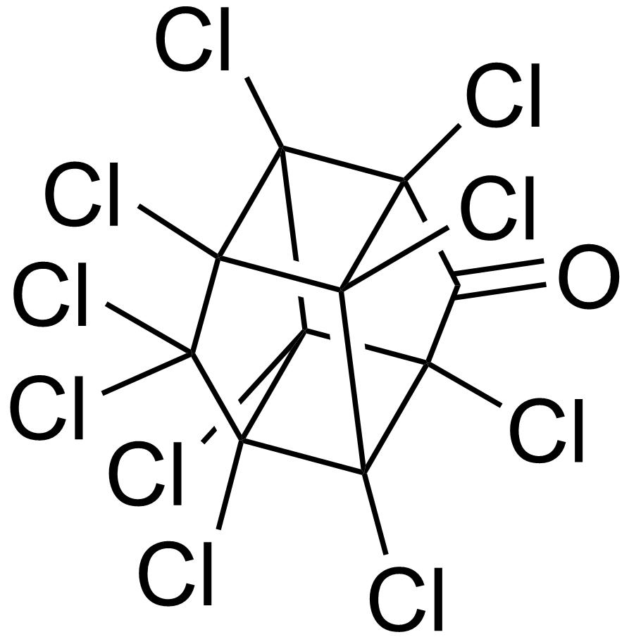 Chlordécone - Paramètre chimique