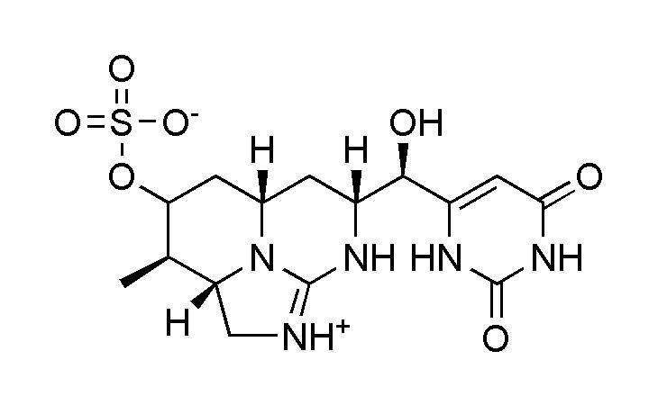 Cylindrospermopsine - Paramètre chimique