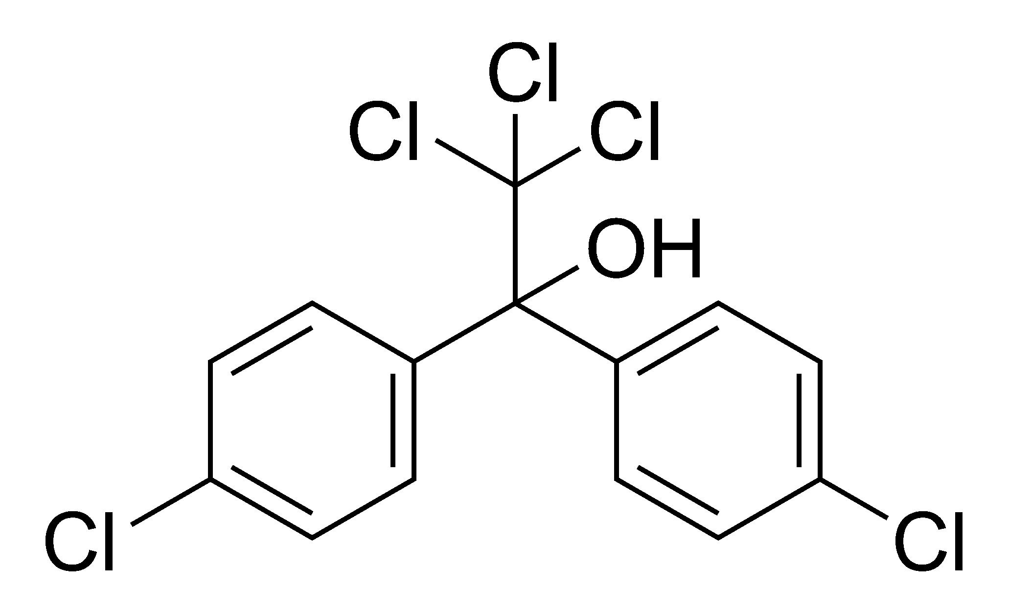 Dicofol - Paramètre chimique