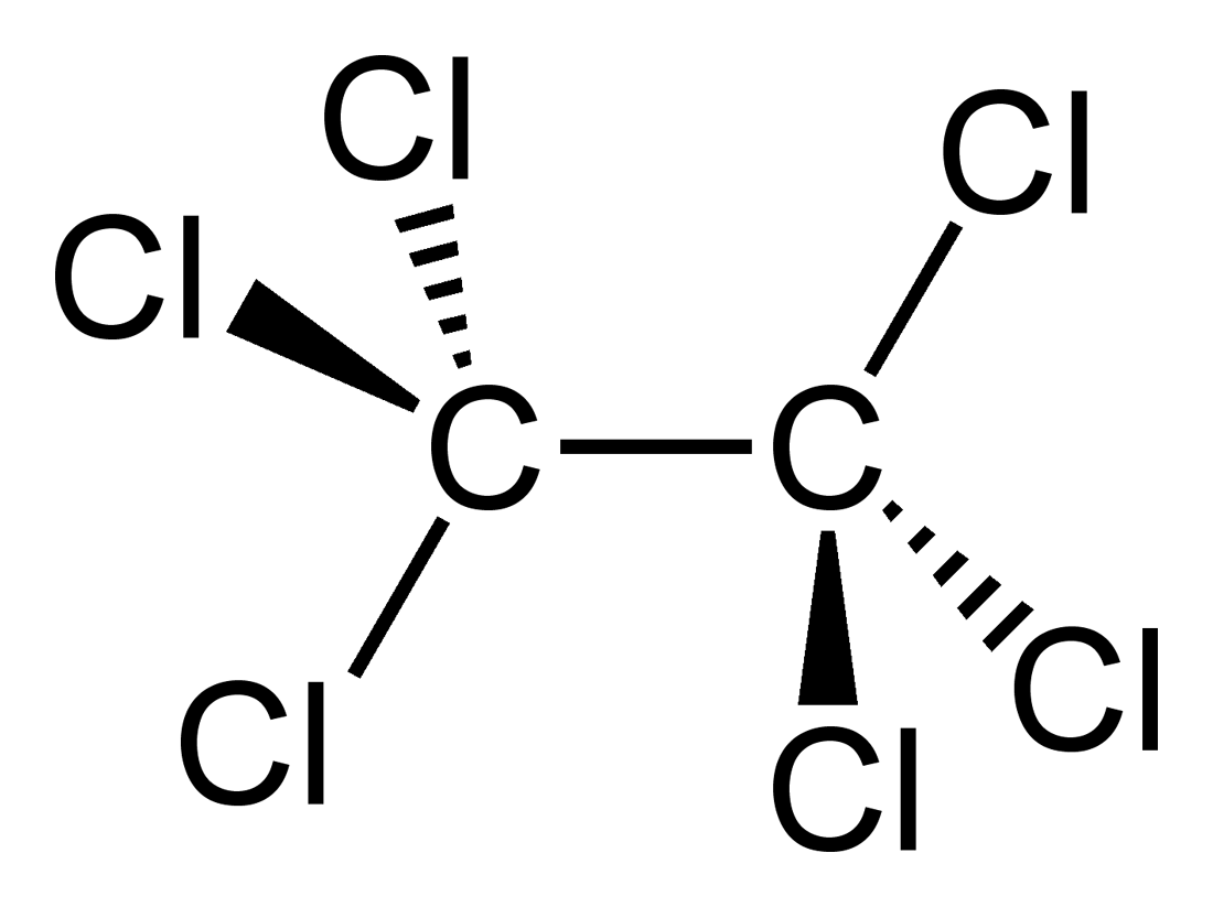 Hexachloroéthane - Paramètre chimique
