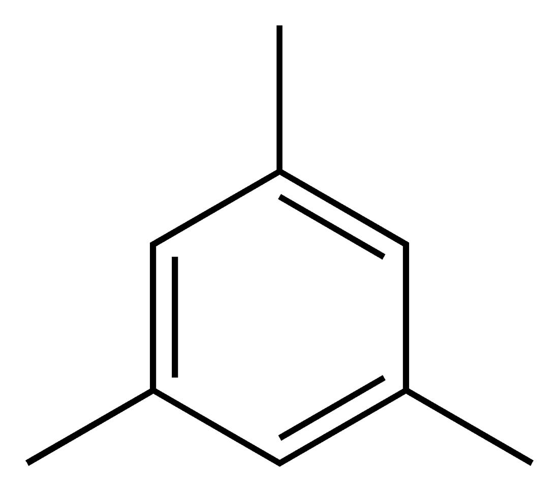 Mésitylène - Paramètre chimique