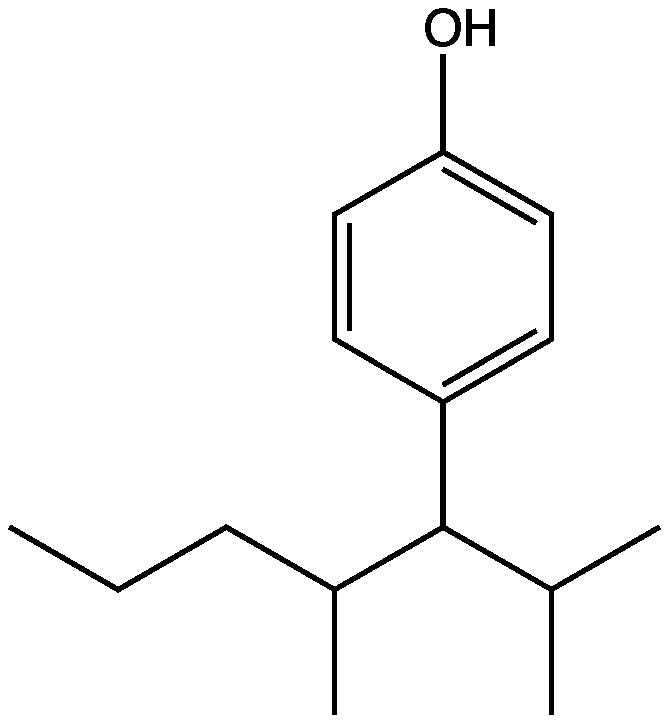 4-nonylphenols ramifiés - Paramètre chimique