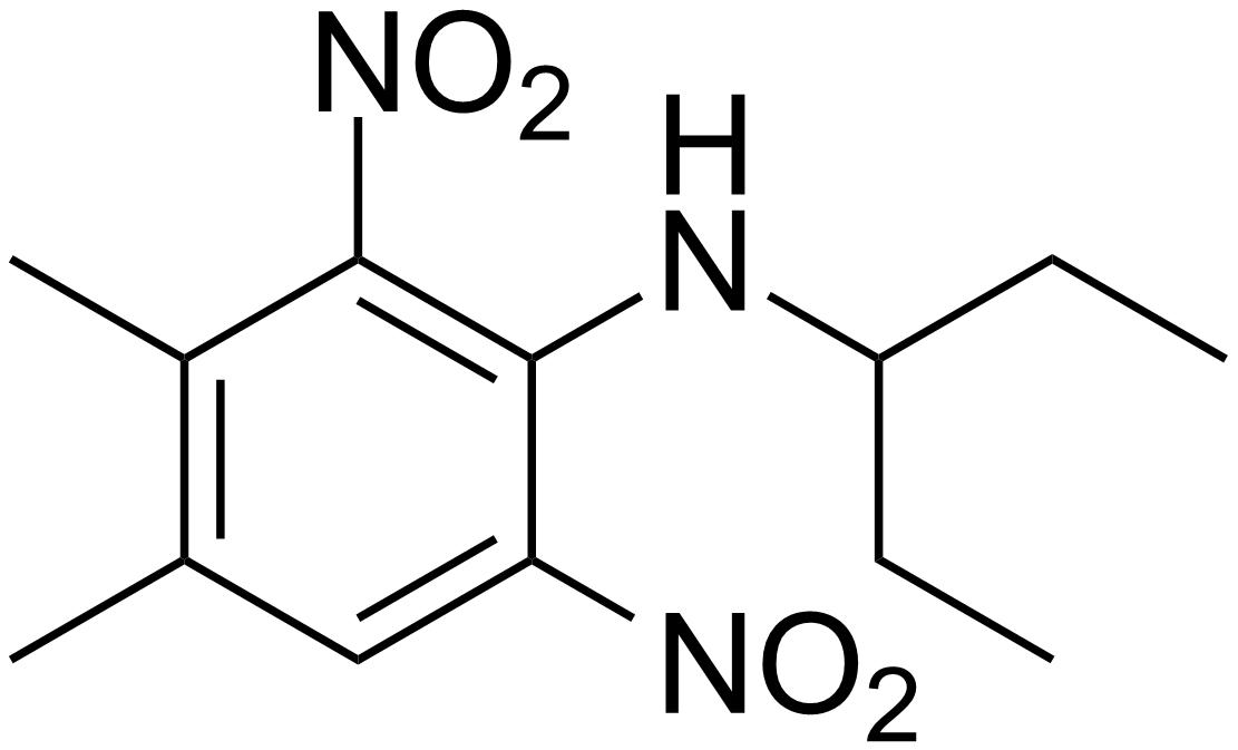 Pendiméthaline - Paramètre chimique