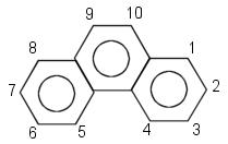 Phénanthrène - Paramètre chimique