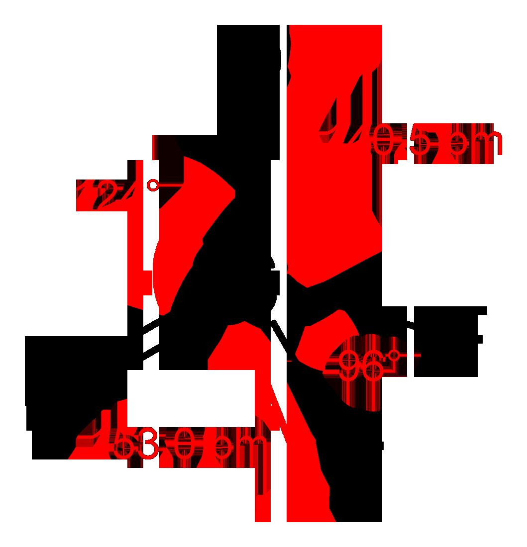 Fluorure de sulfuryle - Paramètre chimique
