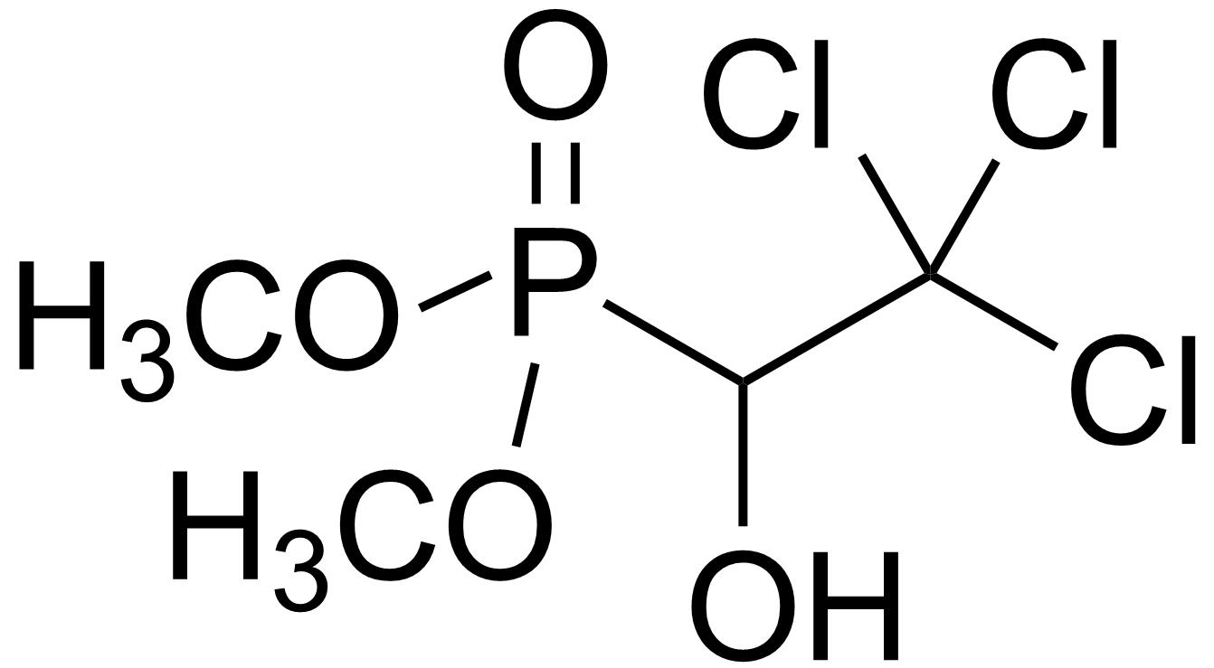 Trichlorfon - Paramètre chimique