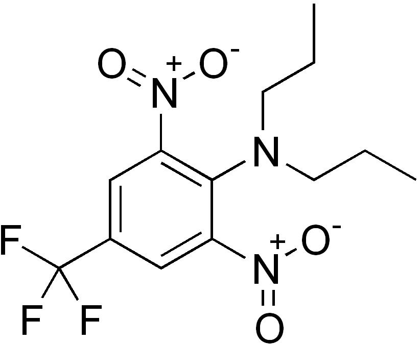 Trifluraline - Paramètre chimique